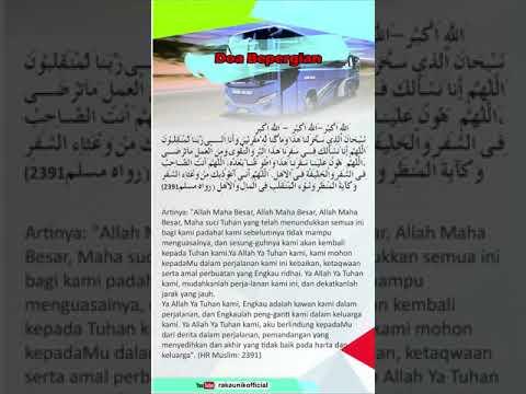 Video ini adalah tentang doa Sebelum Bekerja dan Beraktifitas dalam Islam | Arab, Latin dan Terjemah.