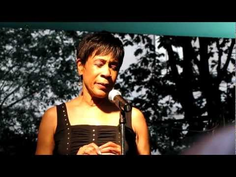 Bettye LaVette, Love Reign O'er Me, Madison Square Park, NYC 8-8-12