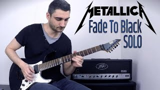 Easy Hammett solo on my ESP KH-4 #MAYTALLICA