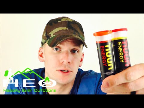 Nuun Hydration and Energy Tablets Review