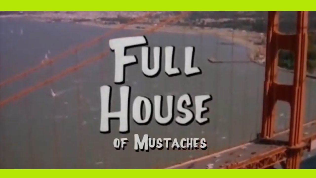 Full House, Only Everyone Looks Like Ron Swanson «TwistedSifter