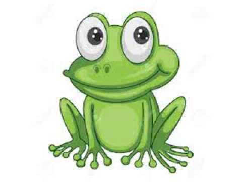 Cartoon Frog Pictures YouTube