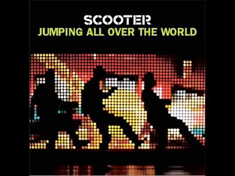 Scooter - Jumping all over the World.