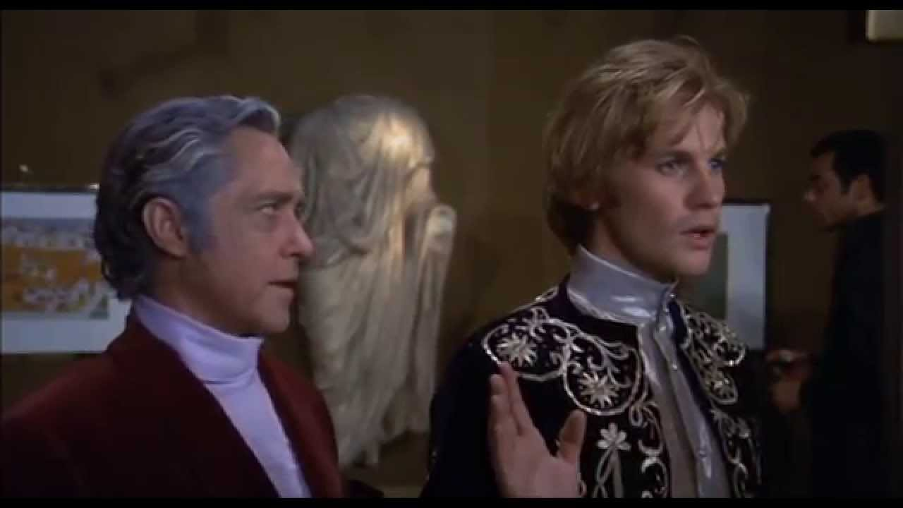 Helmut Berger is Dorian Gray   clip  4   YouTube