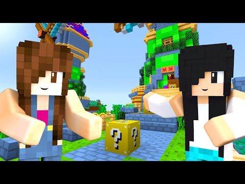 Minecraft Lucky Block - CORRIDA NA FAZENDINHA