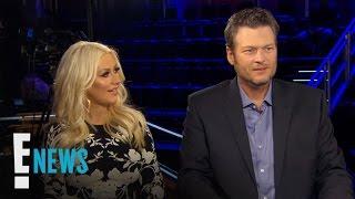 """The Voice"" Coaches Gush Over Christina Aguilera's Return | Celebrity Sit Down | E! News"