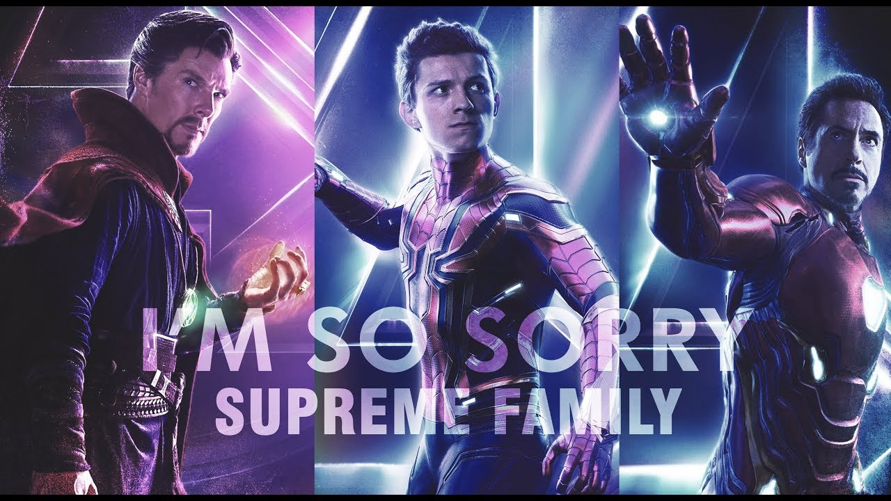 Supreme Family (Iron Man, Doctor Strange & Spider-man) | I'm So