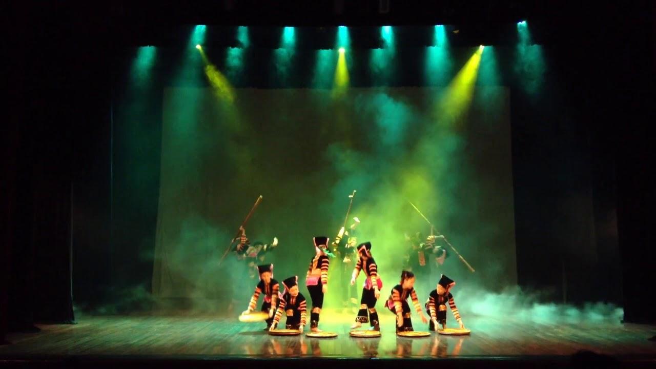 Tiết mục Thi Tốt nghiệp chuyên ngành Biên Đạo Múa Đại học Sân Khấu Điện Ảnh