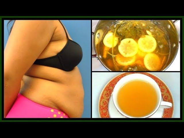 Drink This To Burn Belly Fat 5X Faster Melt Belly Fat Overnight Khichi Beauty