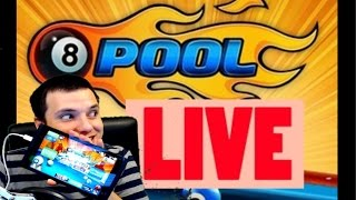 8 Ball Pool League Night !twitch !commands