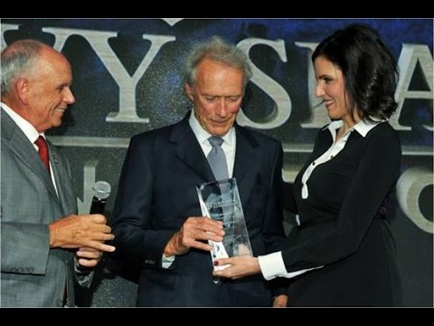 Clint Eastwood Presented Navy Seal Foundation Patriot Award