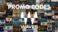 How to find promo codes for Waves Plugins and others retailers