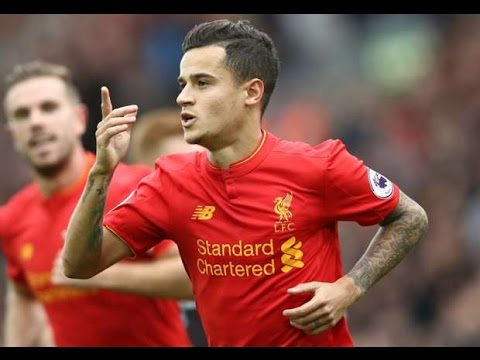 Coutinho beats Neymar to be named best Brazilian player in Europe