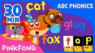 Super Phonics | Chugga Chugga Choo Choo and more | +Compilation | Pinkfong Songs for Children