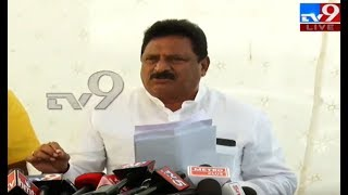 TDP Leaders  press meet at AP Assembly Media Point LIVE  - TV9