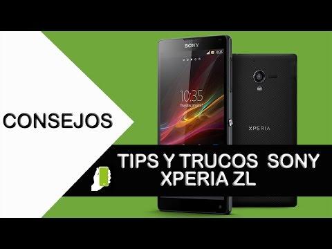 Sony Xperia ZL    Tips Y Trucos  Aumenta rendimiento