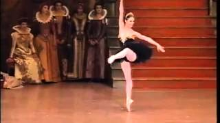 Black Swan  Susan Jaffe Vladimir Malakov 1998
