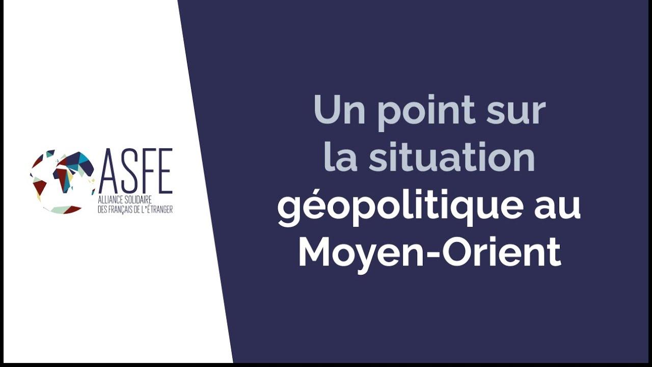Download Webinaire ASFE Suisse Romande avec Frédéric Encel - Un point sur la situation au Moyen-Orient