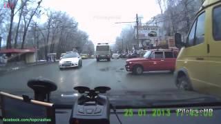 Car Crash Compilation 500   January 2015   Подборка Аварий и ДТП 2015 январь