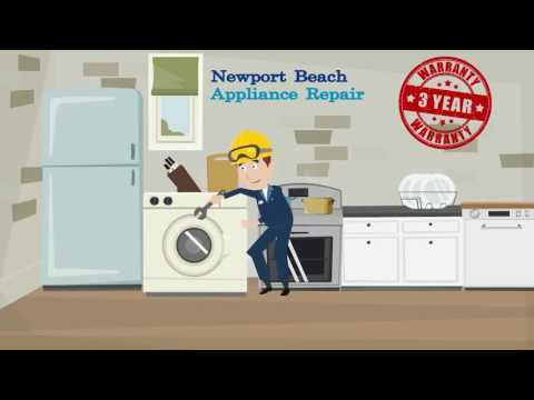 Appliance Repair Newport Beach Ca