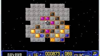 Color Buster 1992 DOS game lvl 1-50 walkthrough