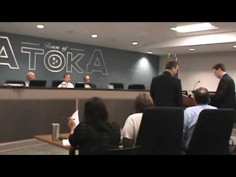 Gravel Pit Defeated: Atoka Denies Permit to mine Gravel