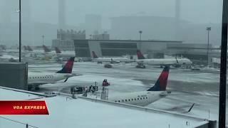 Mỹ: Bão tuyết, ít nhất 11 người chết (VOA)
