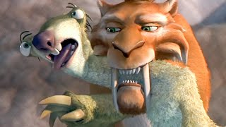 ICE AGE All Movie Clips (2002)