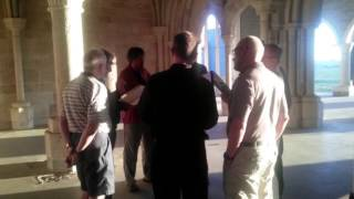 Compline at New Clairvaux