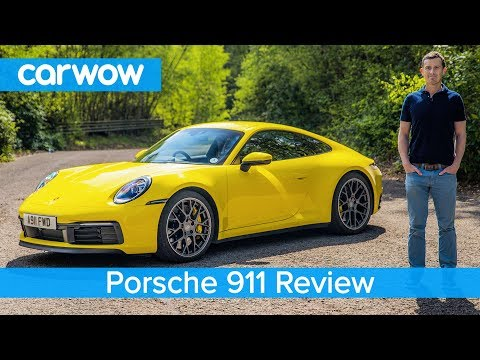 New Porsche 911 2020 in-depth review   carwow Reviews