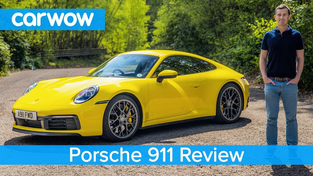 New Porsche 911 2020 in-depth review | carwow Reviews
