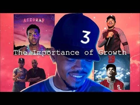 Chance the Rapper: The Importance of Growth