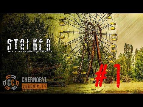 Chernobyl Chronicles fr - 1 (Chernobyl-1, émission et PDA..)