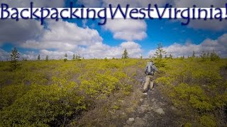 Backpacking West Virginia: Dolly Sods, Nikon D5500, Go Pro 4 Silver