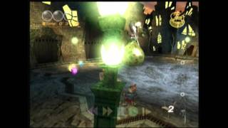 CGRundertow - BLINX: THE TIME SWEEPER for Xbox Video Game Review