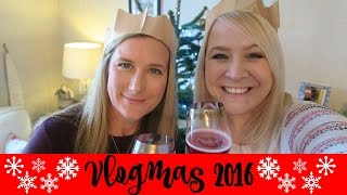 VLOGMAS DAY 17: Trains, 5K & Rude Mince Pies