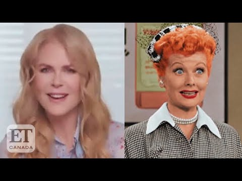 Nicole Kidman Breaks Silence On Playing Lucille Ball