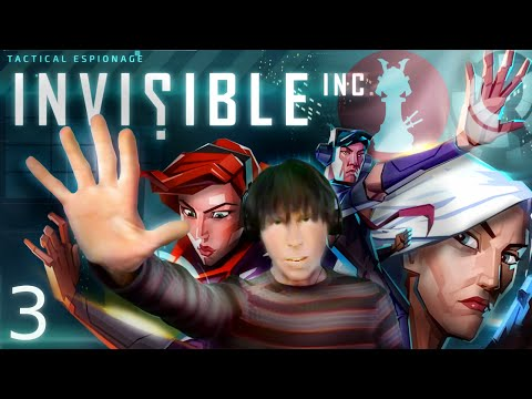 Invisible Inc. |  Damn Daniel, at it Again with those WareZ - PART 3