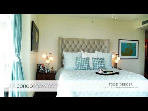 Stunning Legend Condo for Sale in Downtown San Diego Promotional Video