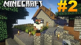 survival minecraft casa