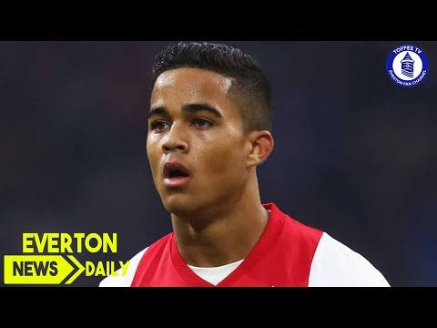 Kluivert Linked With Blues | Everton News Daily