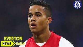 Kluivert Linked With Blues   Everton News Daily