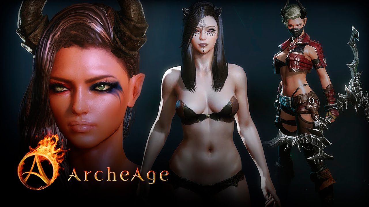 Presets download character archeage The 35