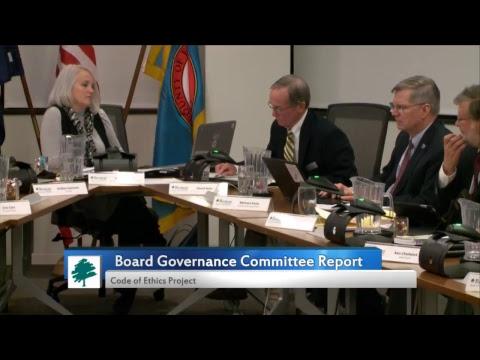 Meeting of the Board of Directors - November 16, 2017