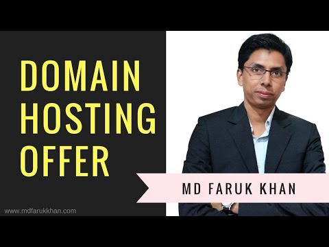 Domain & Hosting Service In Bangladesh  Best Offer 2018