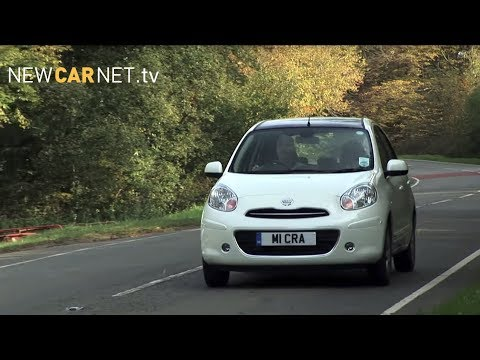 Nissan Micra : Car Review
