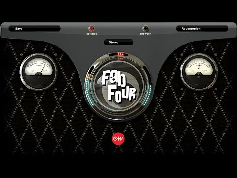 EastWest Fab Four Overview