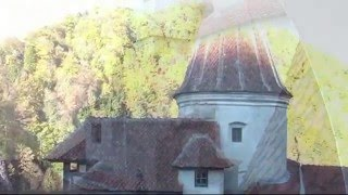 Замок Бран Дракулы и Пелеш  Румыния  ROMANIA Bran & Peles(, 2016-03-16T17:37:06.000Z)