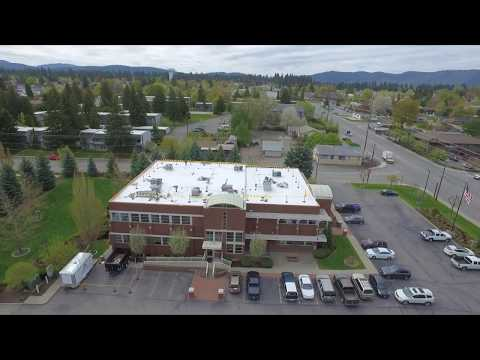 World Wide Group Building Roof Recover - Spokane Valley, WA