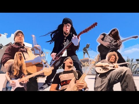 Californication (metal cover by Leo Moracchioli & more)